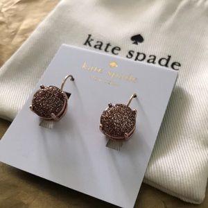 Kate Spade ♠️Glitter Leverbacks